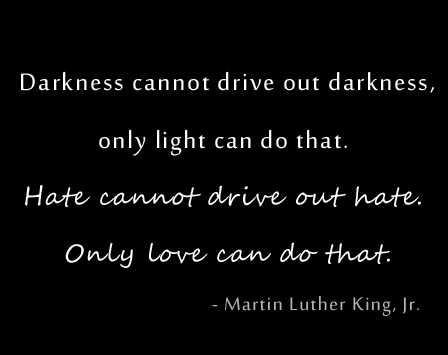 Martin Luther King Jr Quote About Love Self Help Daily