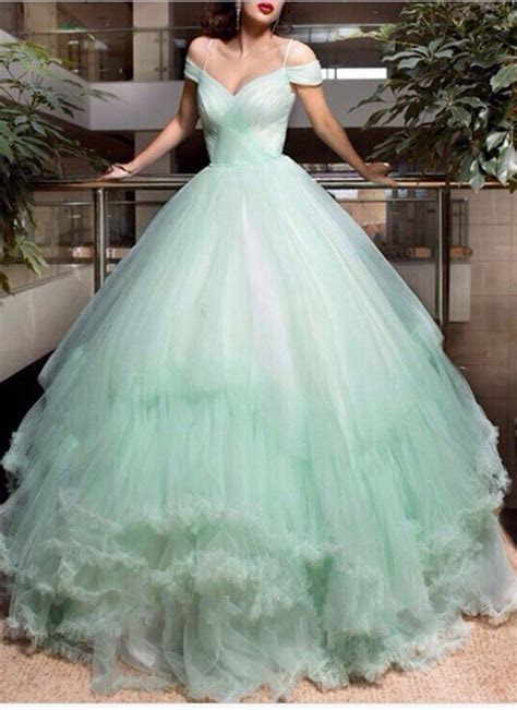 25  best ideas about Mint green wedding dress on Pinterest