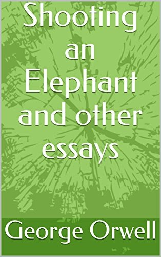 Essays by george orwell pdf thesis of political science