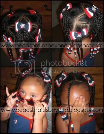 Beads Braids And Beyond Braided Cornrow Star