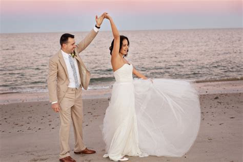 Boston Wedding Photographer   Oceanside Wedding in Boston