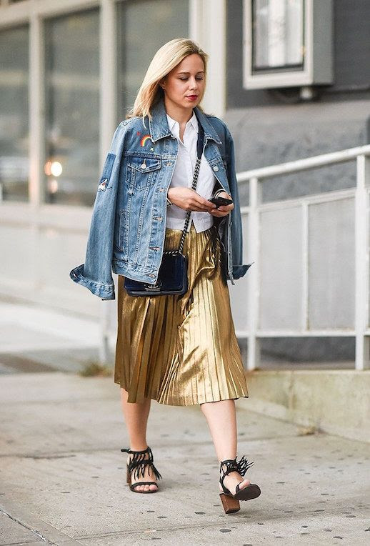 Le Fashion Blog All The Denim Pieces You Need This Season Via Stylecaster