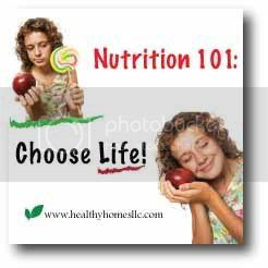 Nutrition 101: Choose Life! Review