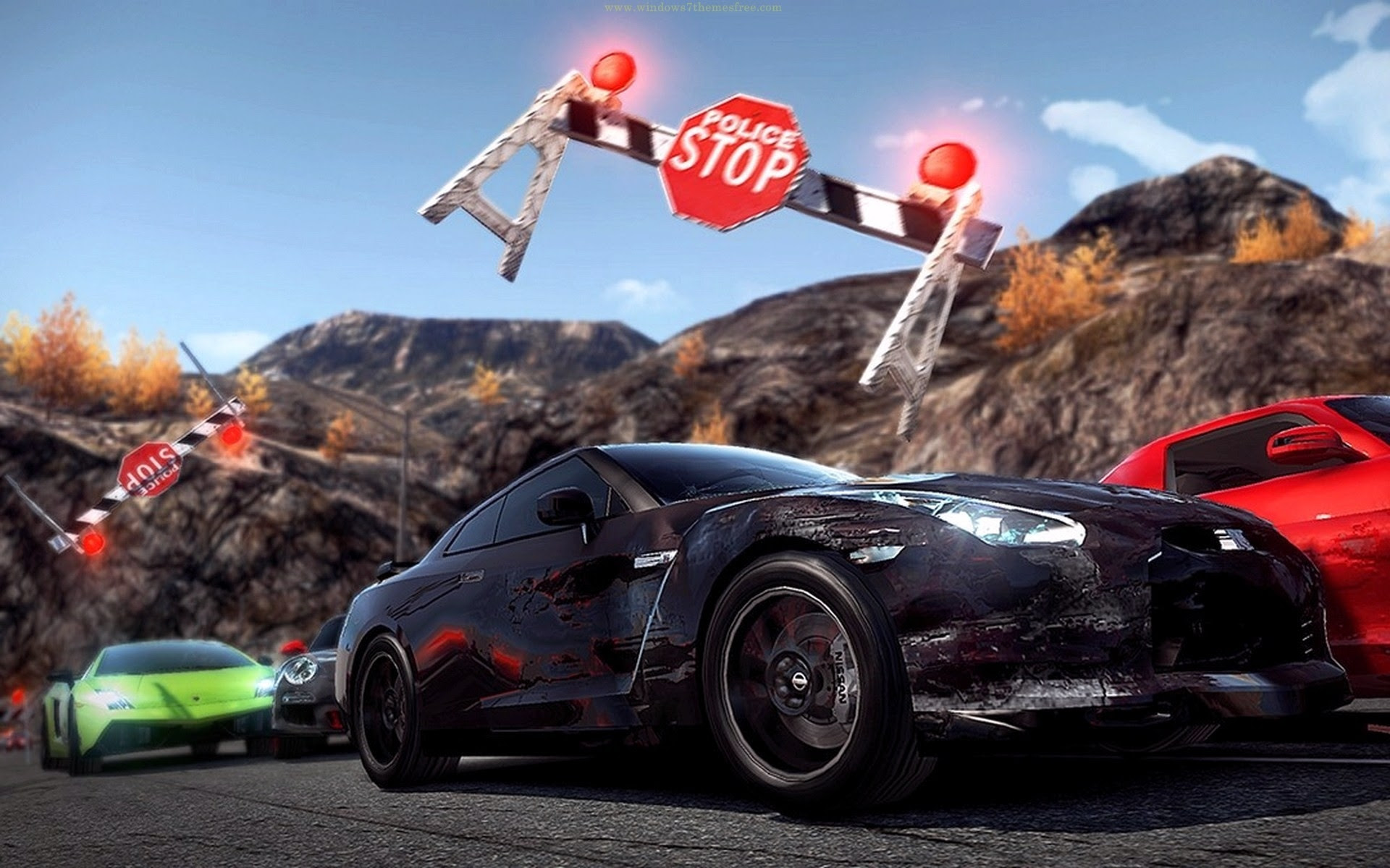 Need For Speed Need For Speed Hot Pursuit Games Nissan Gtr