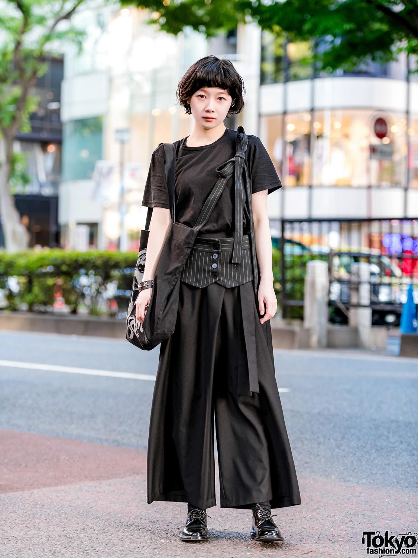 minimalist japanese street fashion w yohji yamamoto 34