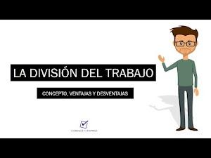 La División del Trabajo: Concepto, Ventajas y Desventajas