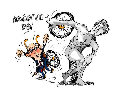 Dragan:Wolfgang Schäuble vs. Hellas