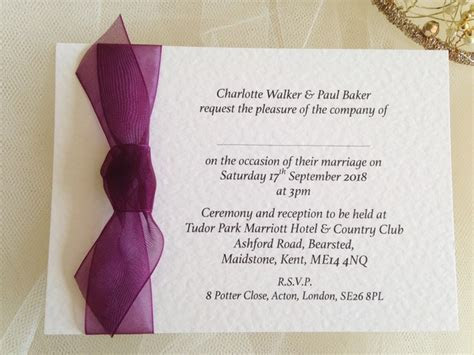 Cheap Wedding Invitations from 60p. Affordable Wedding Invites