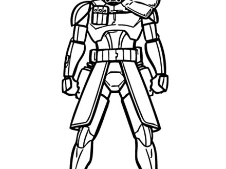 Captain Rex Star Wars Clone Wars Coloring Pages Coloring And Drawing