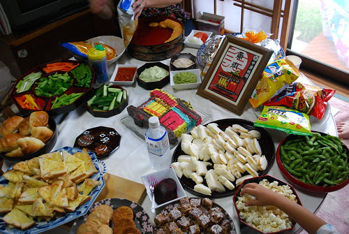 party food!