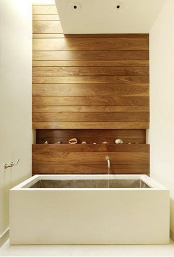 15 Minimalist Japanese Bathroom With Zen Elements | House ...