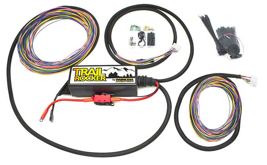 Painles Wiring Jeep Tj Swap