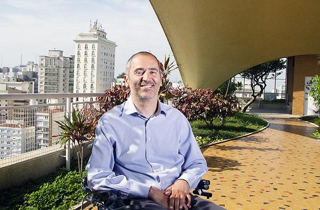 Cid Torquato, futuro secretario municipal da Pessoa com Deficiência e Mobilidade Reduzida, na gestão João Doria (PSDB)