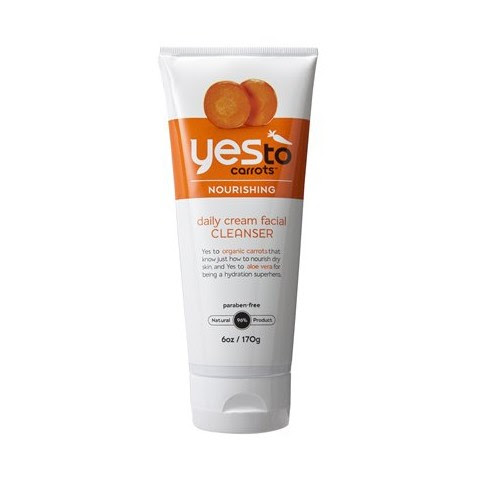 Yes to Carrots Daily Cream Cleanser - 6 Fl oz