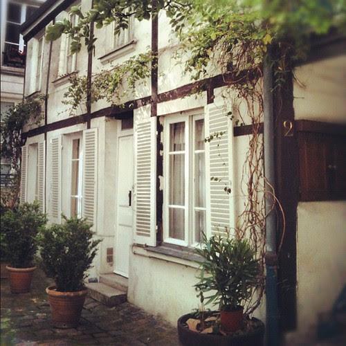 Secret Paris by la casa a pois