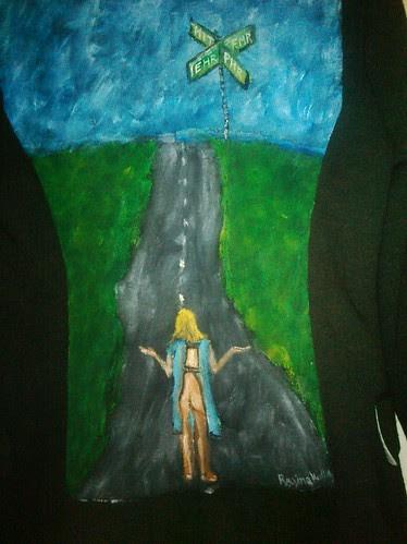 HITECH Crossroads: Leah Wiseman's jacket