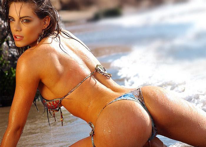 Emilia Attias nueva musa fitness