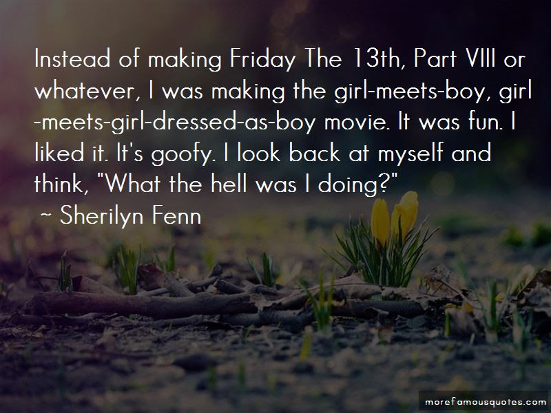 Friday 13th Movie Quotes Top 2 Quotes About Friday 13th Movie From