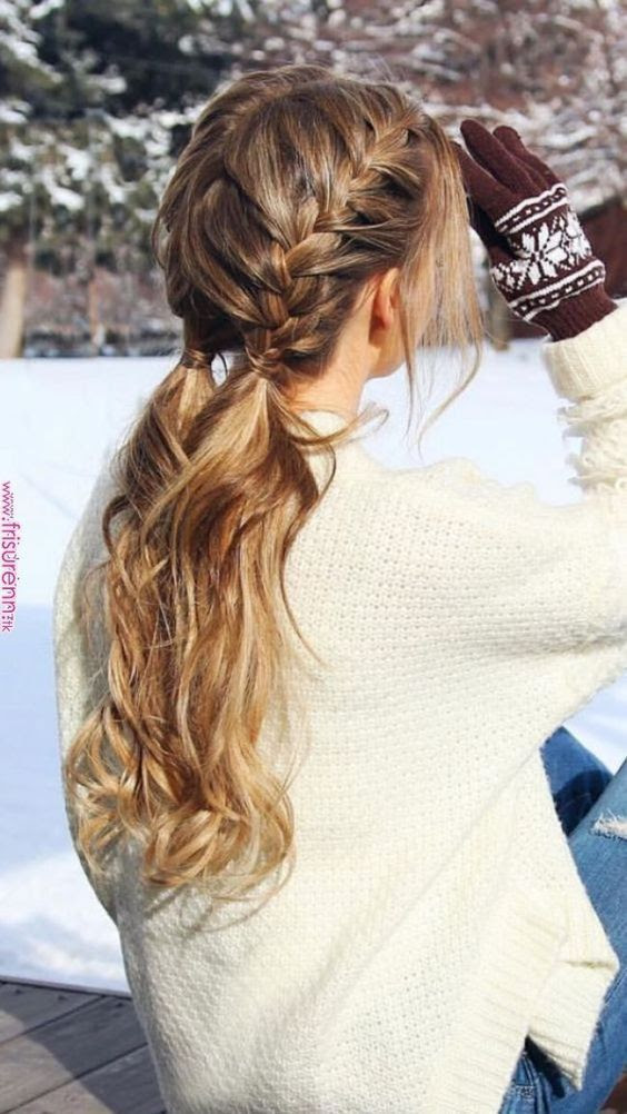 10 Easy and Stylish Casual Hairstyles for Long Hair ...