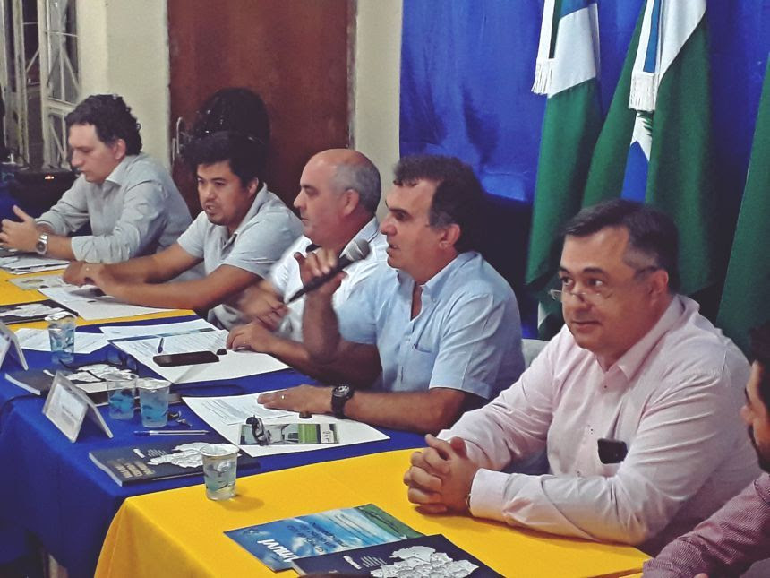 Reunião da AMUVI desta sexta-feira, 28 de junho, terá representantes da fomento Paraná e BRDE
