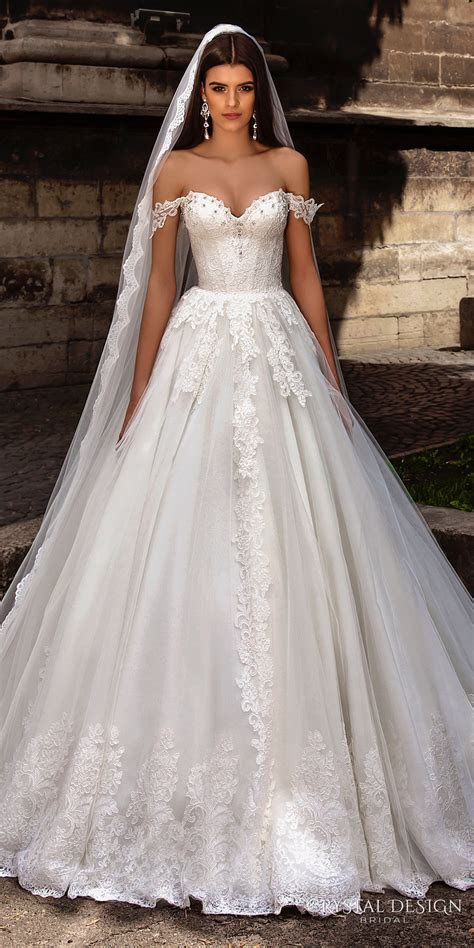 Popular Wedding Dresses in 2016 ? Part 1: Ball Gowns & A