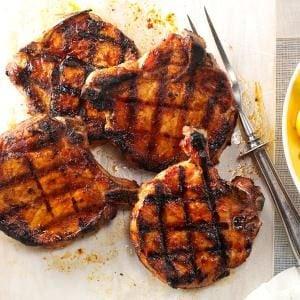 Ultimate Grilled Pork Chop Recipe