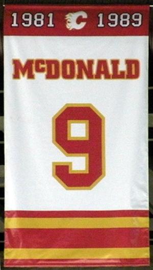 McDonald Banner, McDonald Banner