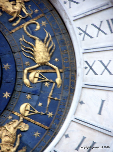 Venice - Clock Tower, St. Mark's Square