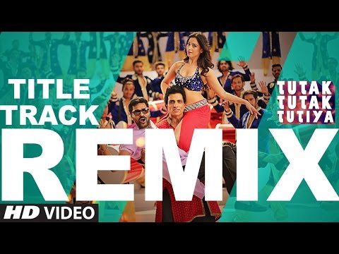 Tutak Tutak Tutiya Title Song Dj Remix | Drunx | Prabhudeva, Sonu Sood and Tamannaah. Videos
