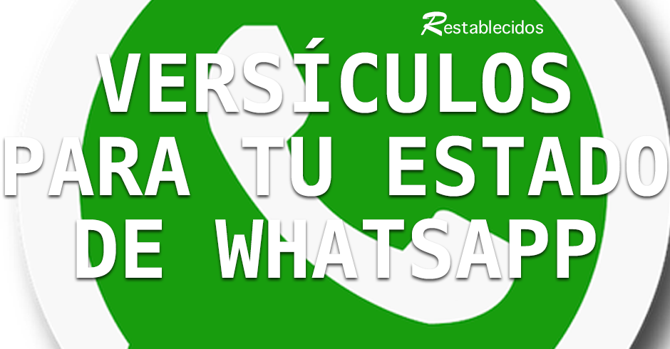 Frases Cristianas Para Tu Estado De Whatsapp Restablecidos