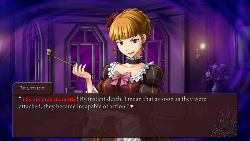 Without Love It Cannot Be Seen Lets Play Umineko The Something