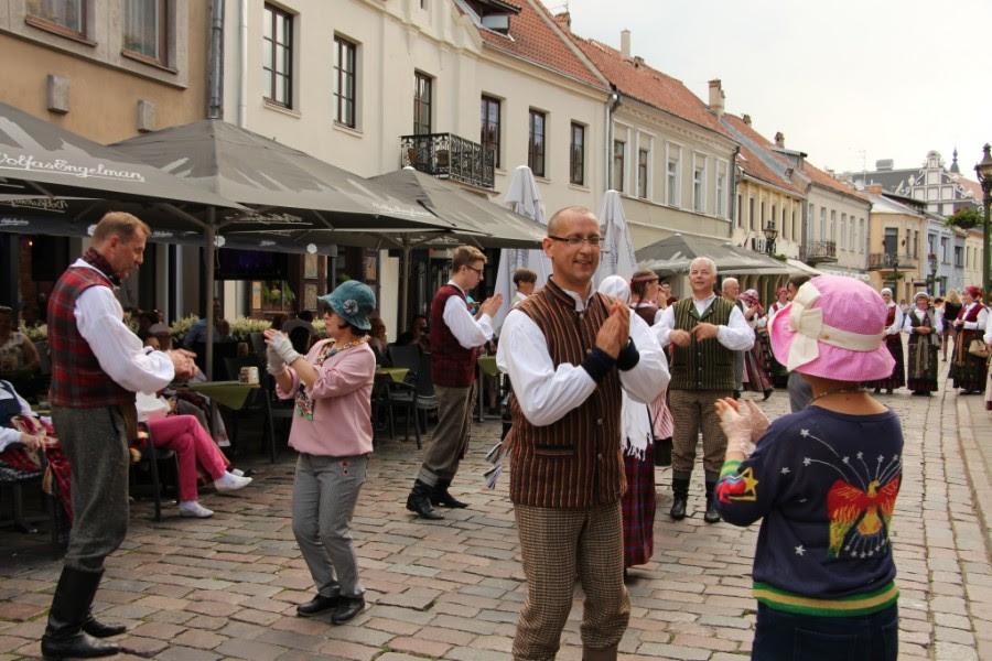 Фольклорный фестиваль Atataria в Каунасе (18)
