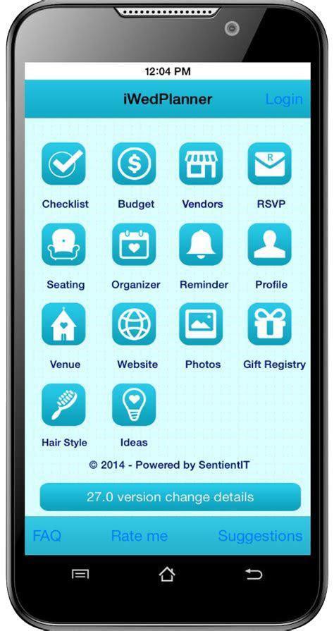 iWedPlanner ? Best Wedding apps