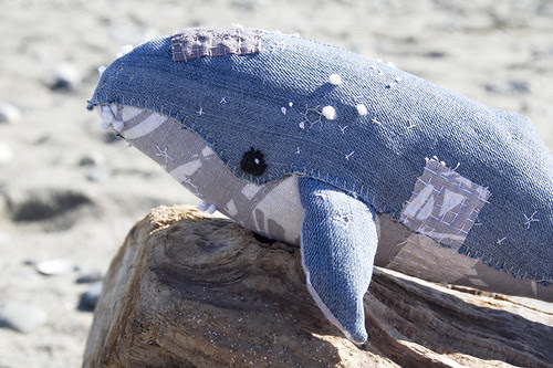 boro grey whale no.8