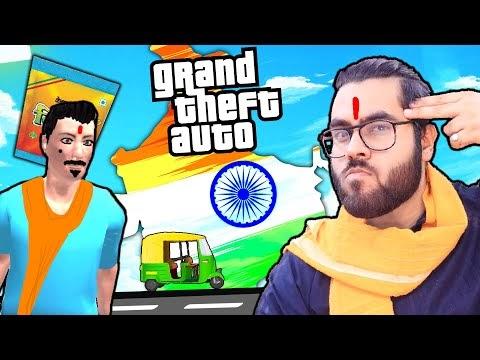 GTA INDIA Mobile | Hitesh KS