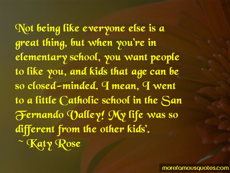 Quotes About Elementary School Life Top 14 Elementary School Life