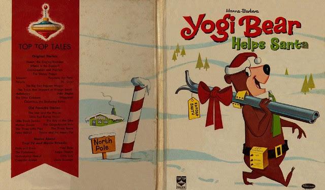 Yogi Bear Helps Santa001