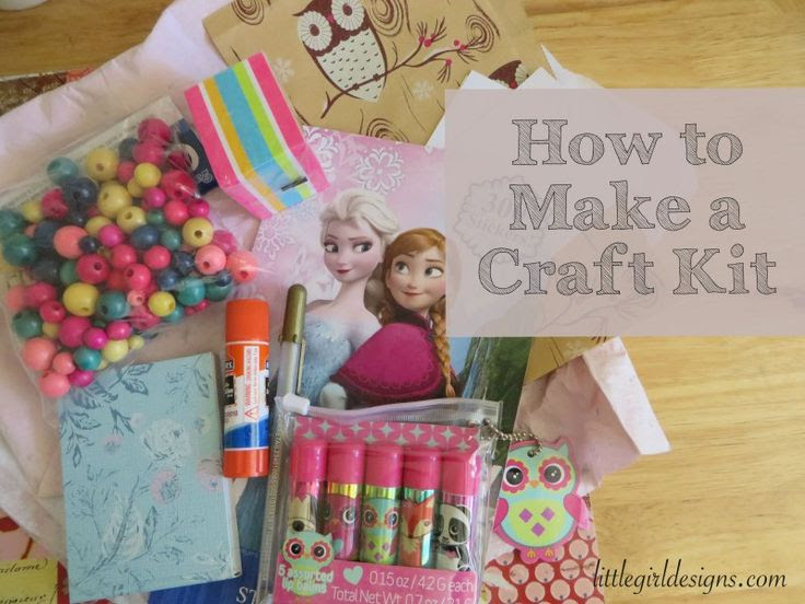 How to Make a Craft Kit