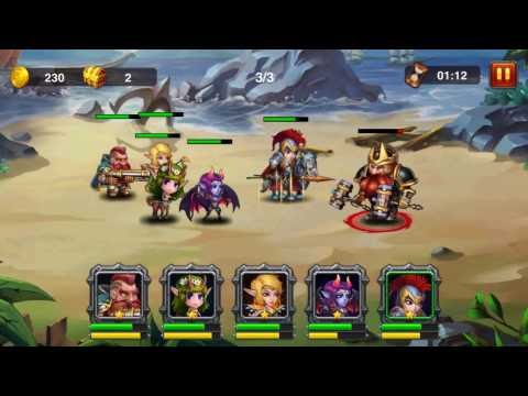 Heroes Charge Android Gameplay