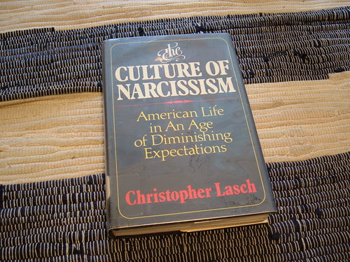 The Culture of Narcissism