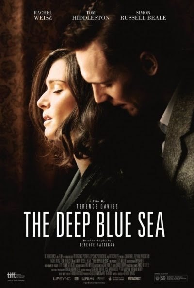 Póster de The Deep Blue Sea (The Deep Blue Sea)