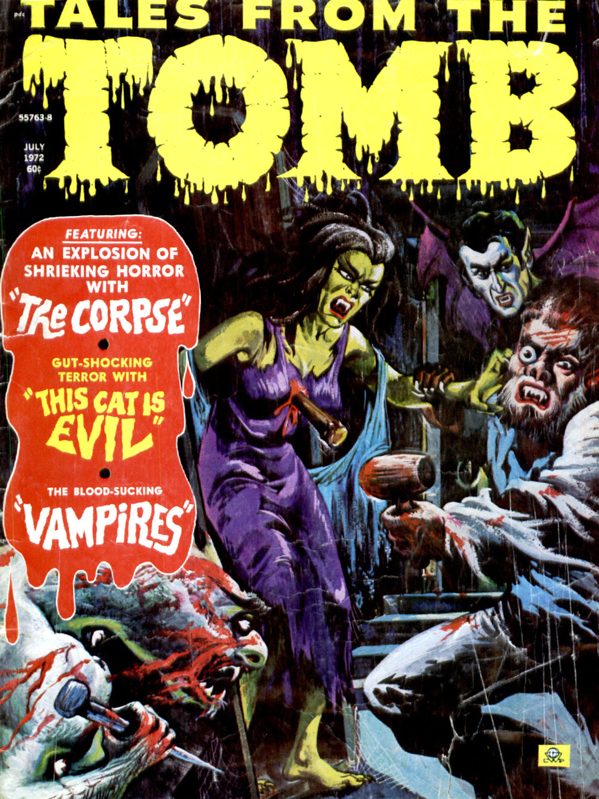 Tales from the Tomb Vol. 4 #3 (Eerie Publications, 1972)