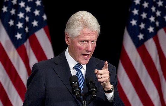 Bill Clinton já traiu e é considerado um homem inteligente