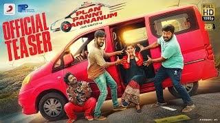 Plan Panni Pannanum Tamil Movie (2020) | Cast | Teaser