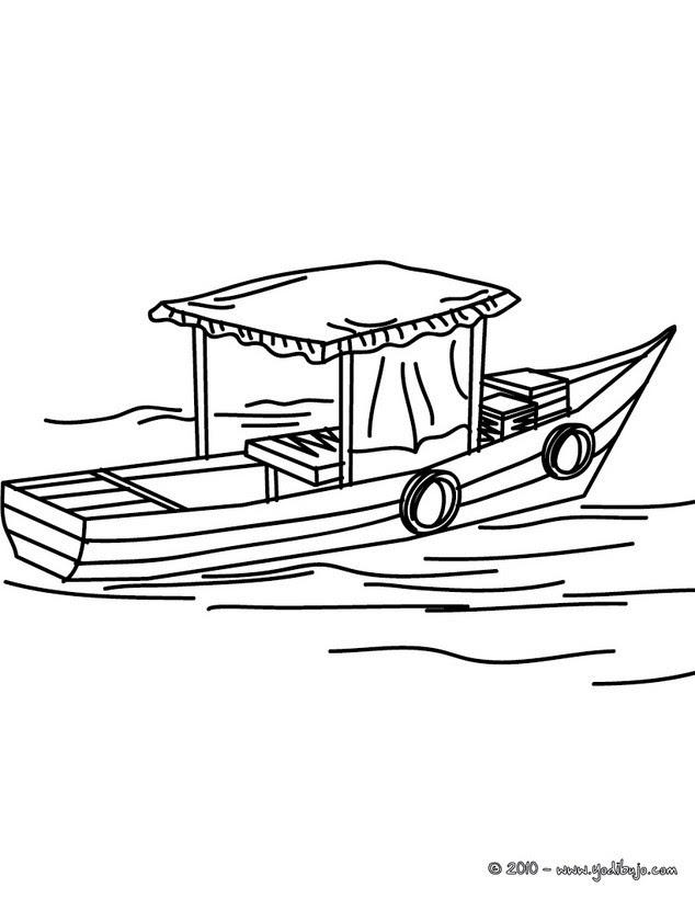 Dibujos Para Colorear Barcos 20 Dibujos De Barcos Para Pintar Y