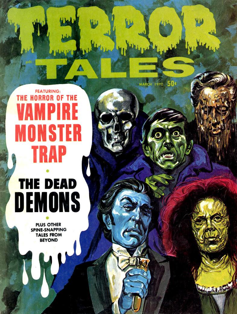 Terror Tales Vol. 02 #2 (Eerie Publications, 1970)