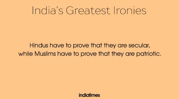 hindus secular