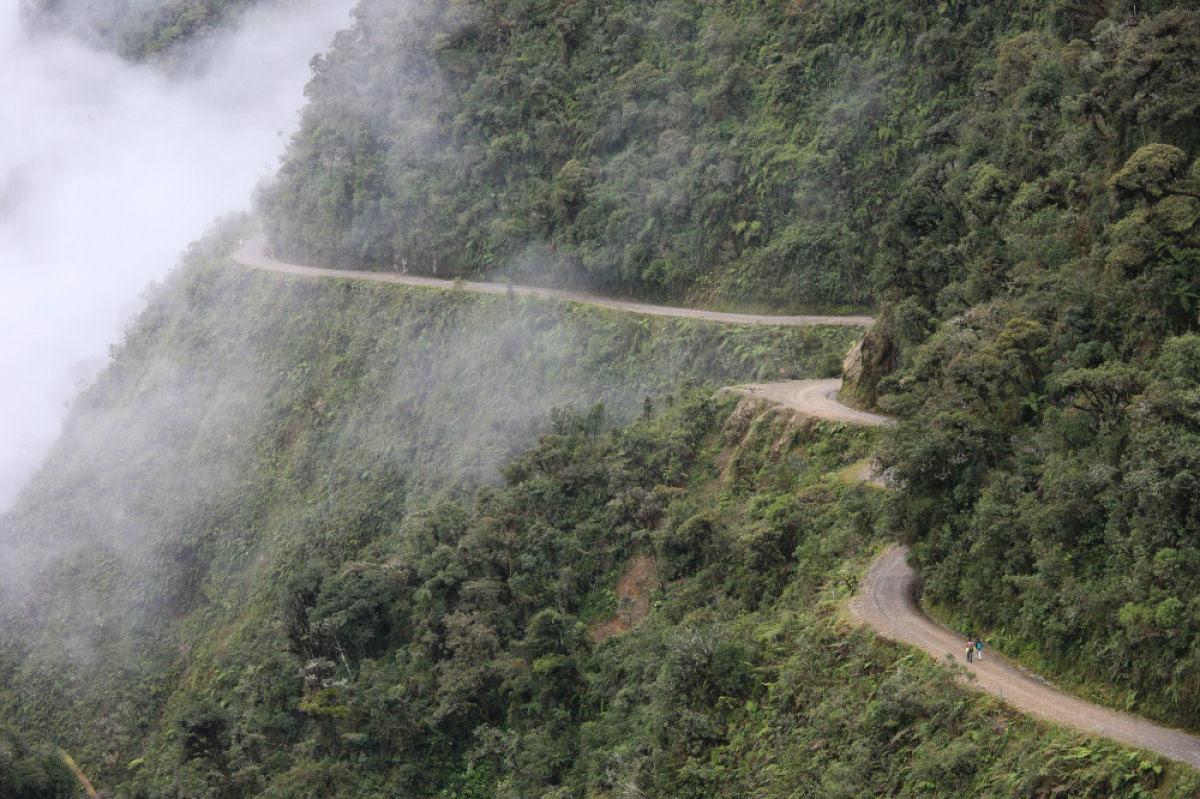 Alguns dos caminnhos mais perigosos do mundo 03