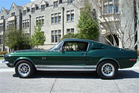 shelby gtkr  cobra jet vehicles mustang