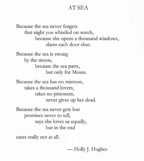 Holly J Hughes